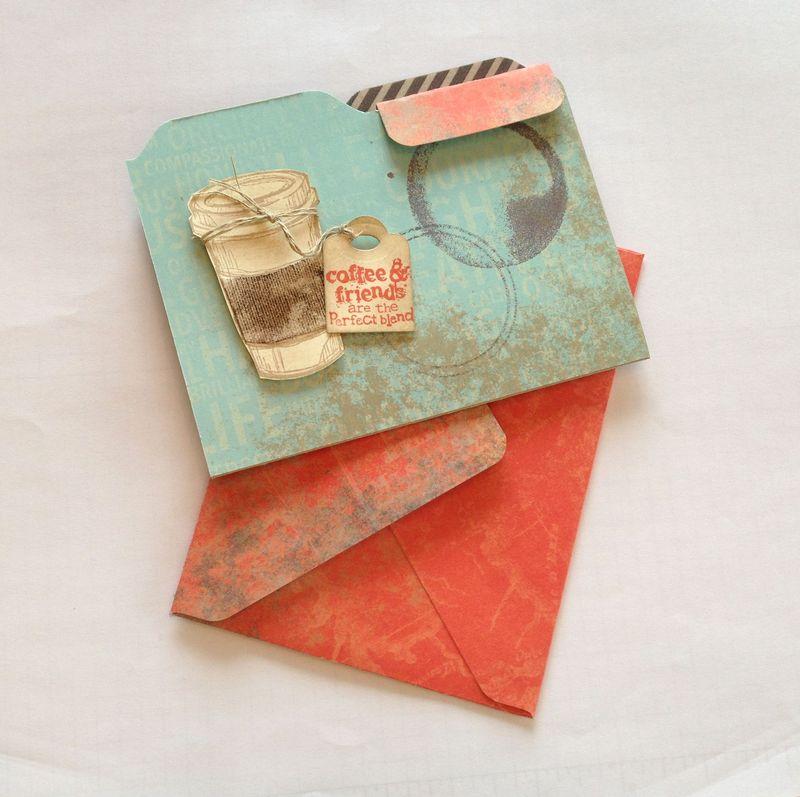 Card & envelope 2
