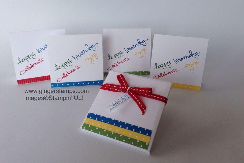 Cards & envelope