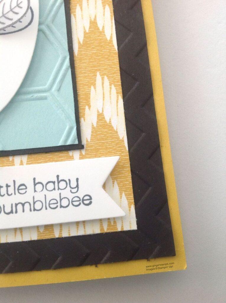 Baby Bumblebee corner