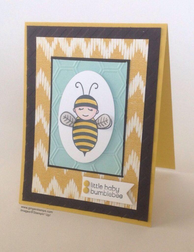 Baby Bumblebee left