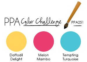 PPA251 color challenge