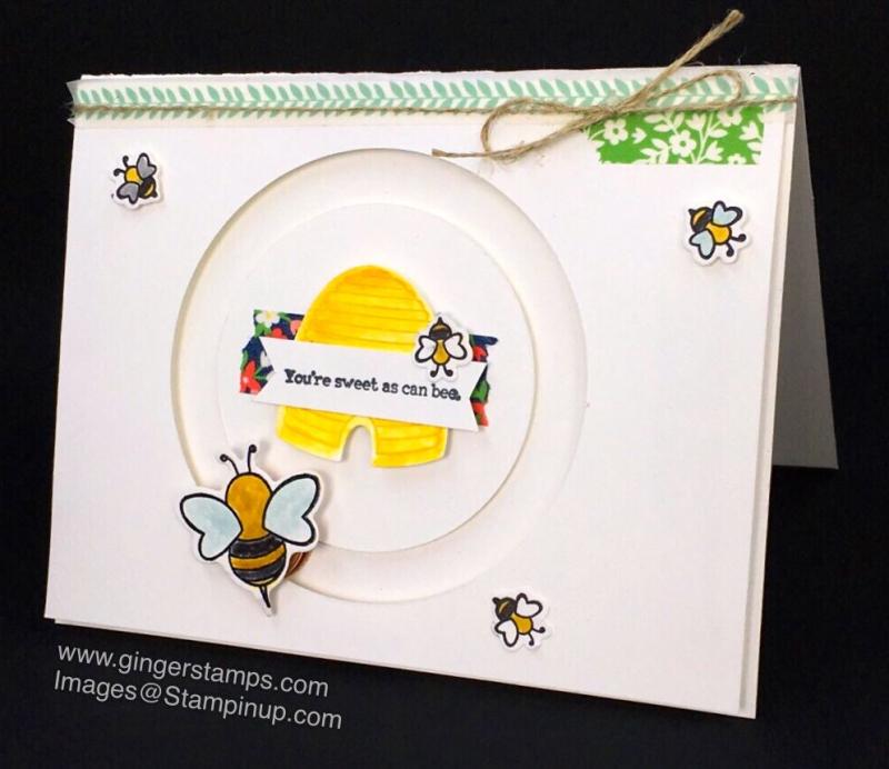 Beehive left